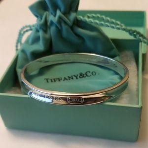 Tiffany & Co. Sterling Silver bangle bracelet